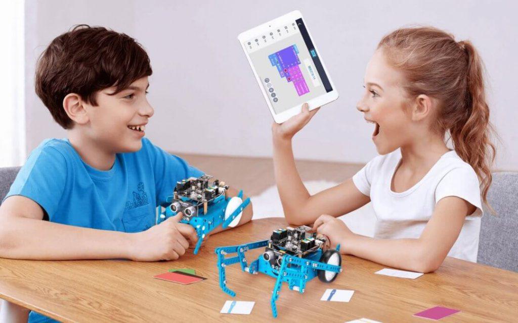 سن مناسب برای آموزش رباتیک