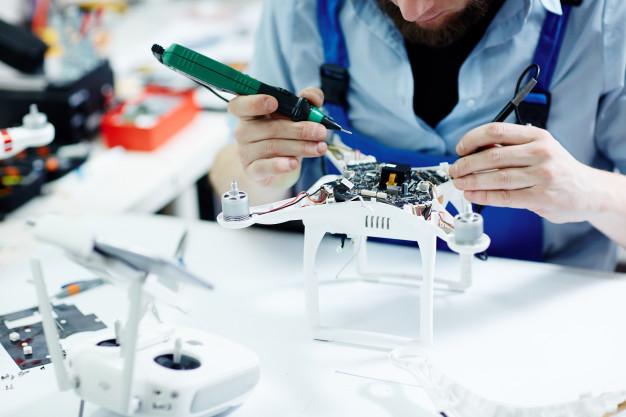 دورره الکترونیک رباتیک ترم الکترونیک 1