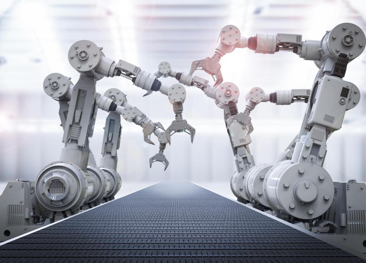 دوره مکانیک رباتیک