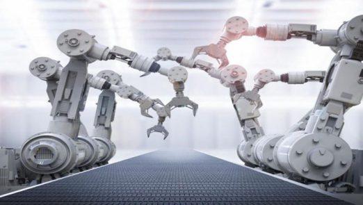 انواع ربات صنعتی